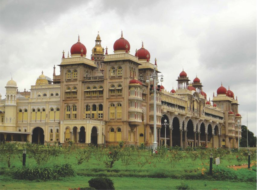 Golden Triangle & Karnataka