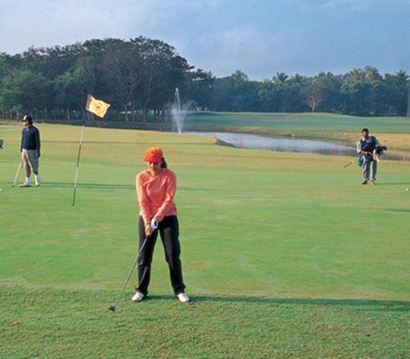Golfers Break