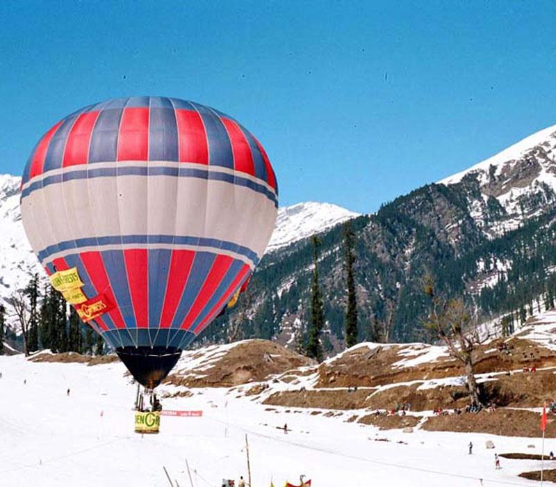 Himachal Delight Honeymoon Package