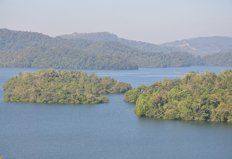 Sharavathi Adventure Camp Day Tour