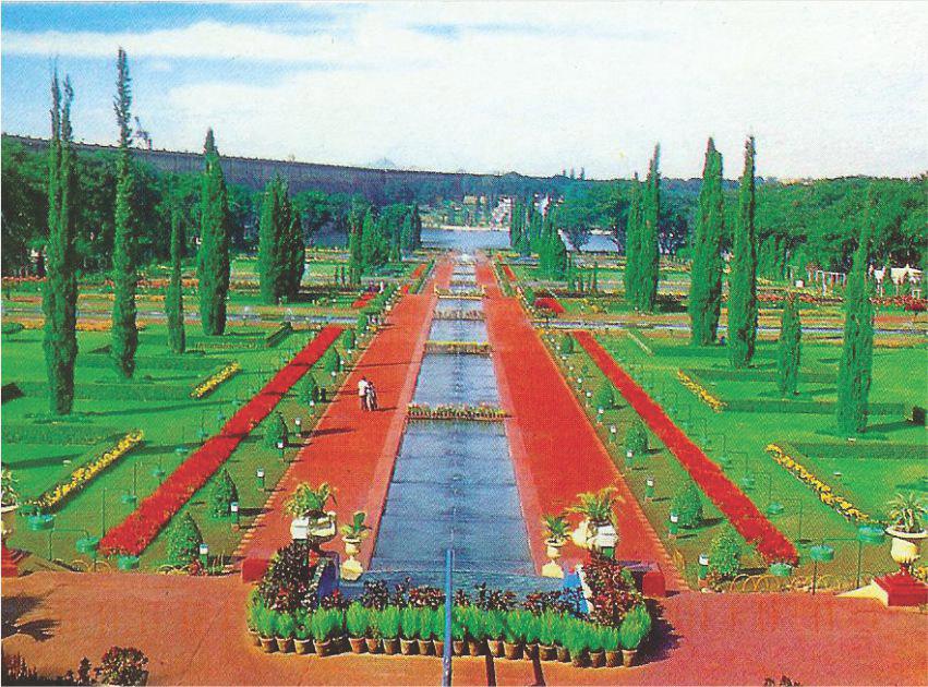 Brindavan Garden Mysuru