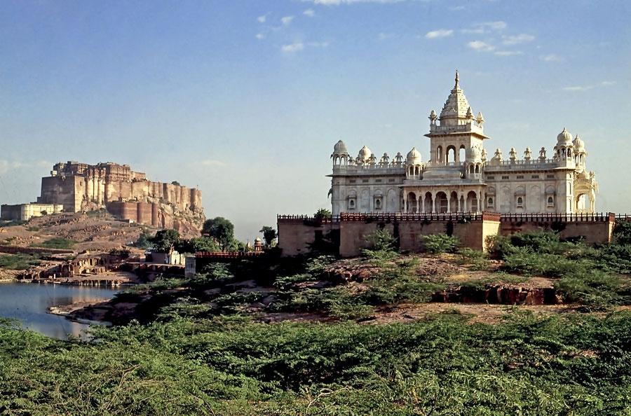 Tour of Taj Palaces
