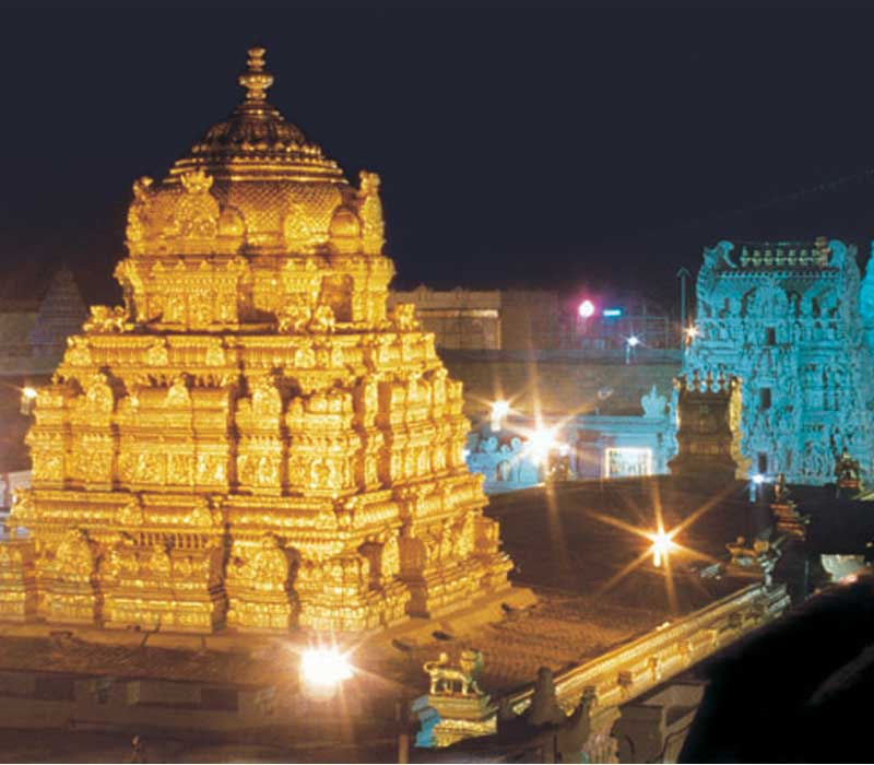 Tirupati Special Darshan Tour package from Chennai