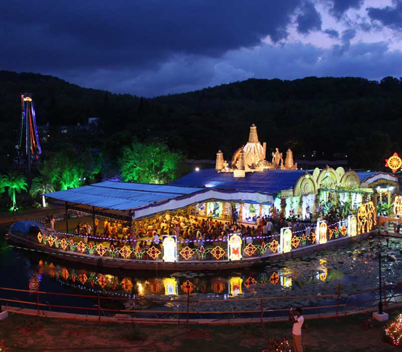 Tirupati Special Darshan Tour package from Mysore