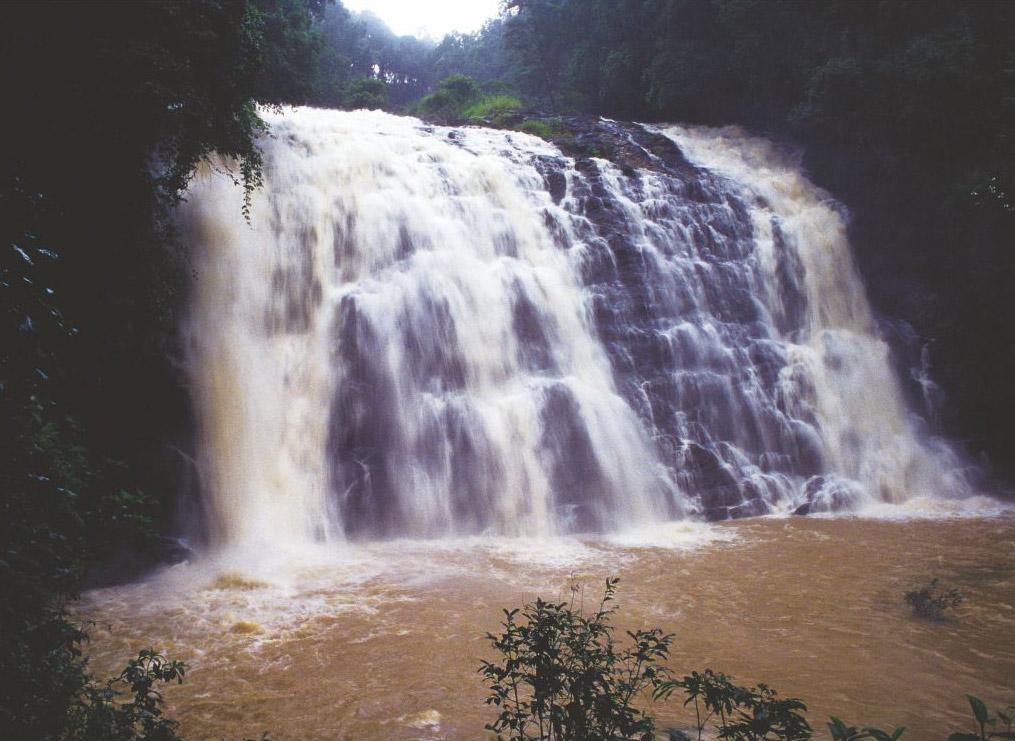 Abbe Falls, Madikeri, Coorg