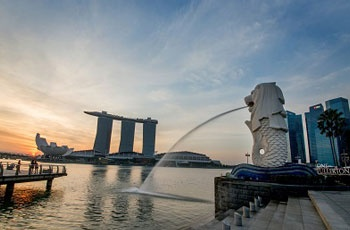 Thailand, Malaysia and Singapore Package