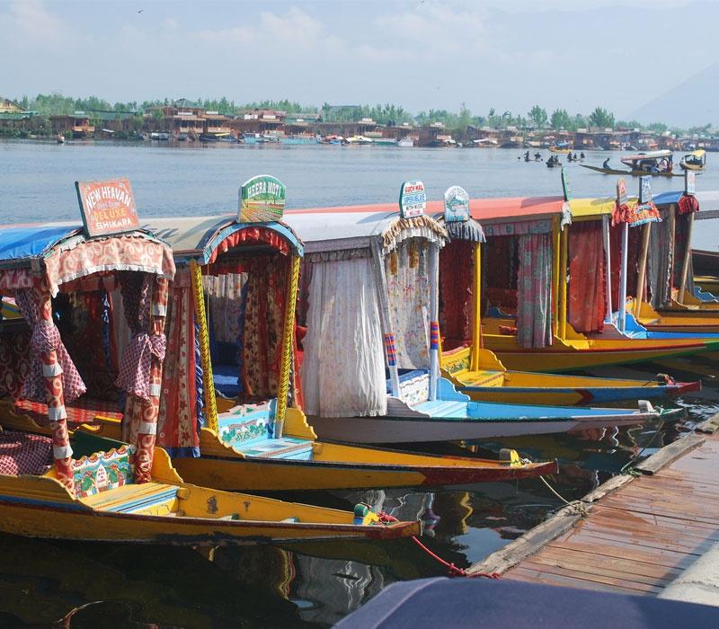 Best of Kashmir Honeymoon Package