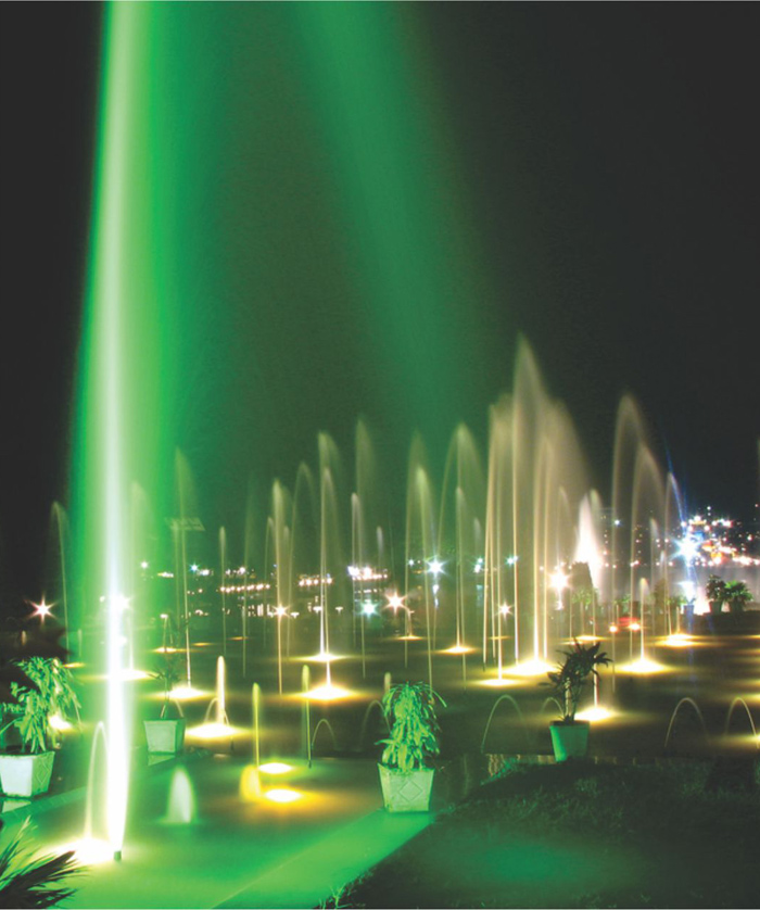 Brundavan Garden, K.R.S Dam, Mysore, Mysuru