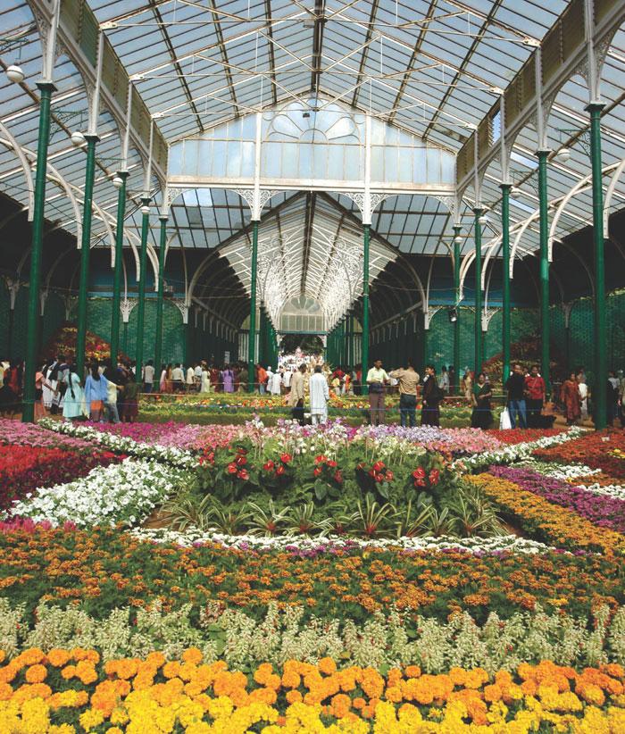 Flower Show, Lalbagh, Bangalore, Bangaluru