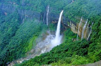 Cherrapunji Tour