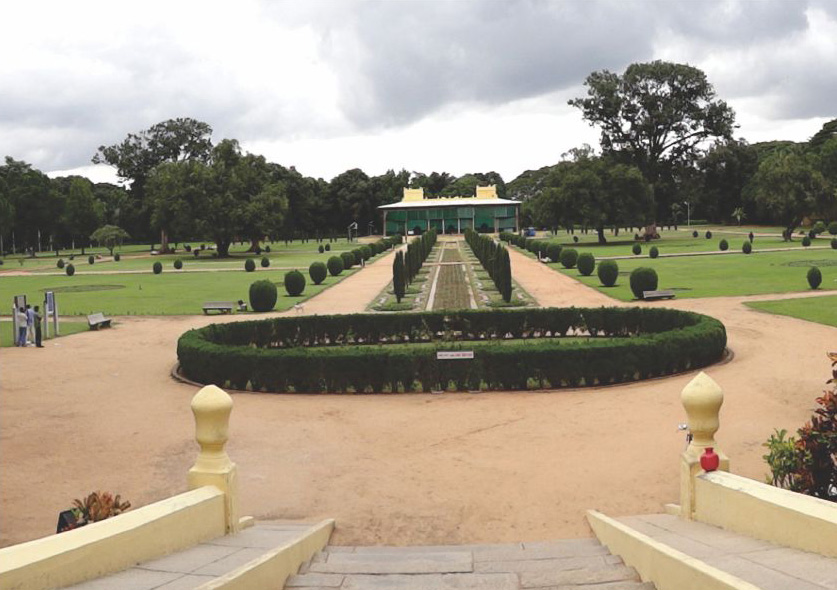 Tippu Sultan's Summer Palace, Srirangapatna, Mysore, Mysuru