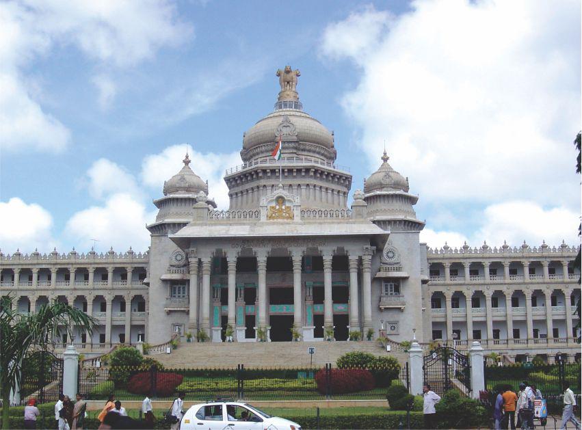 Vidhanasoudha, Bangalore, Bengaluru