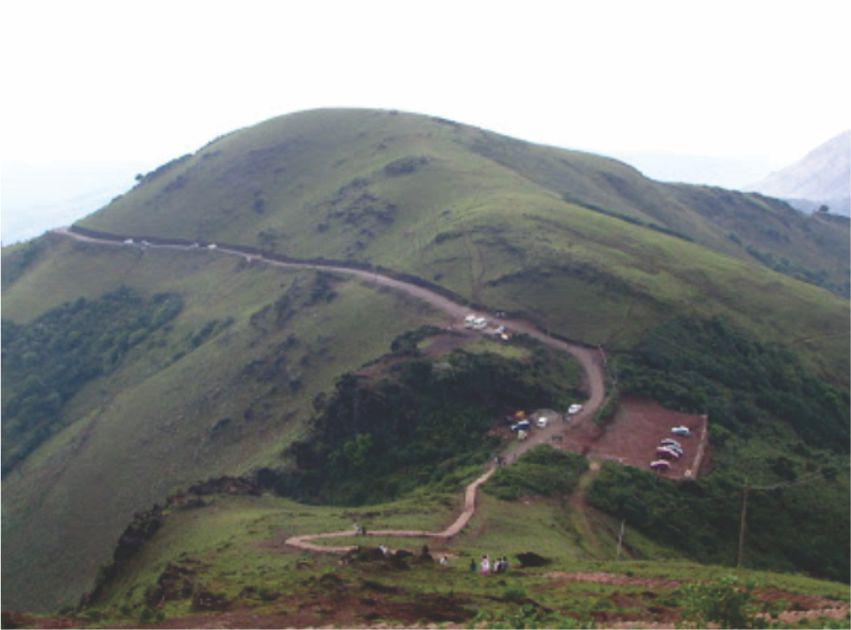 Mullayanagiri Peak,Chikkamagaluru