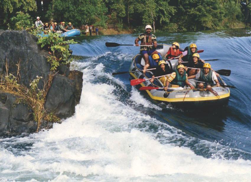 Rafting In Coorg, Madikeri
