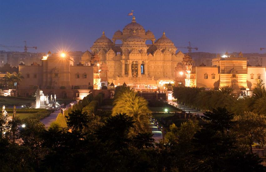 Aksharadham, Delhi