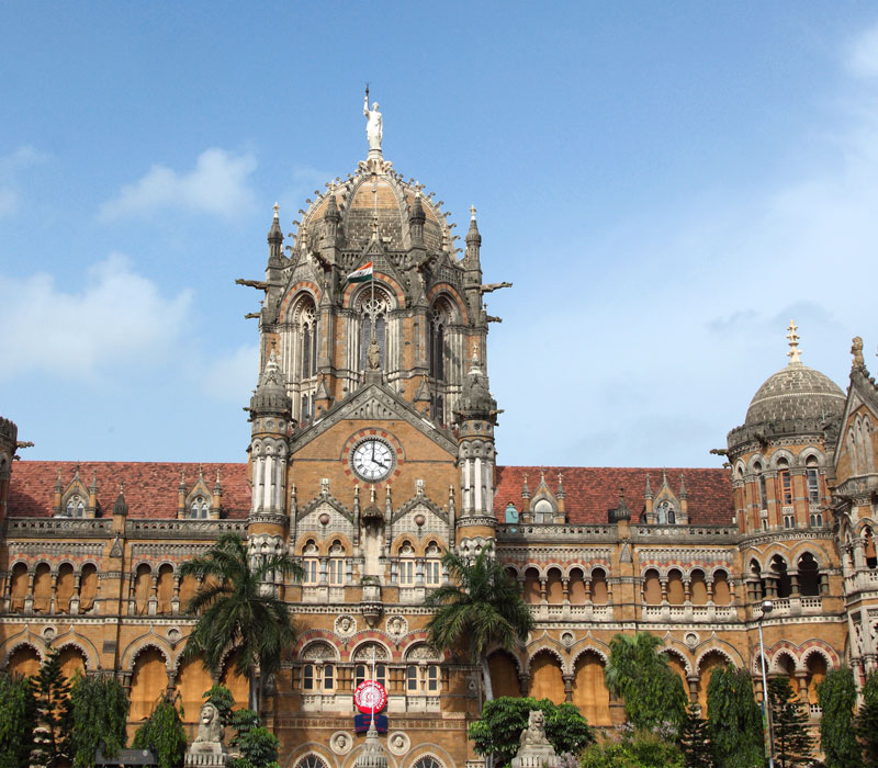 Chatrapati Shivaji Terminus Mumbai