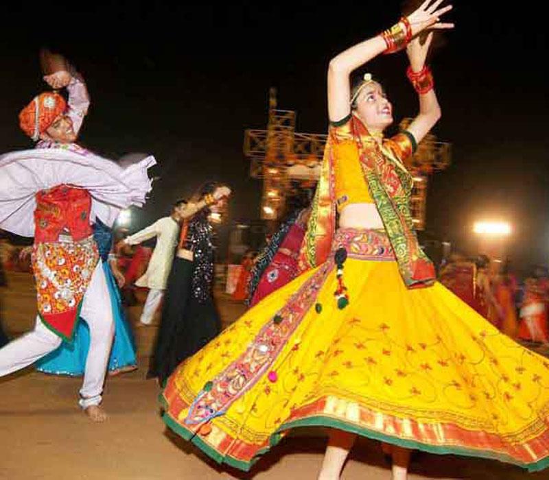 Garba Dance Ahmedabad Gujarat