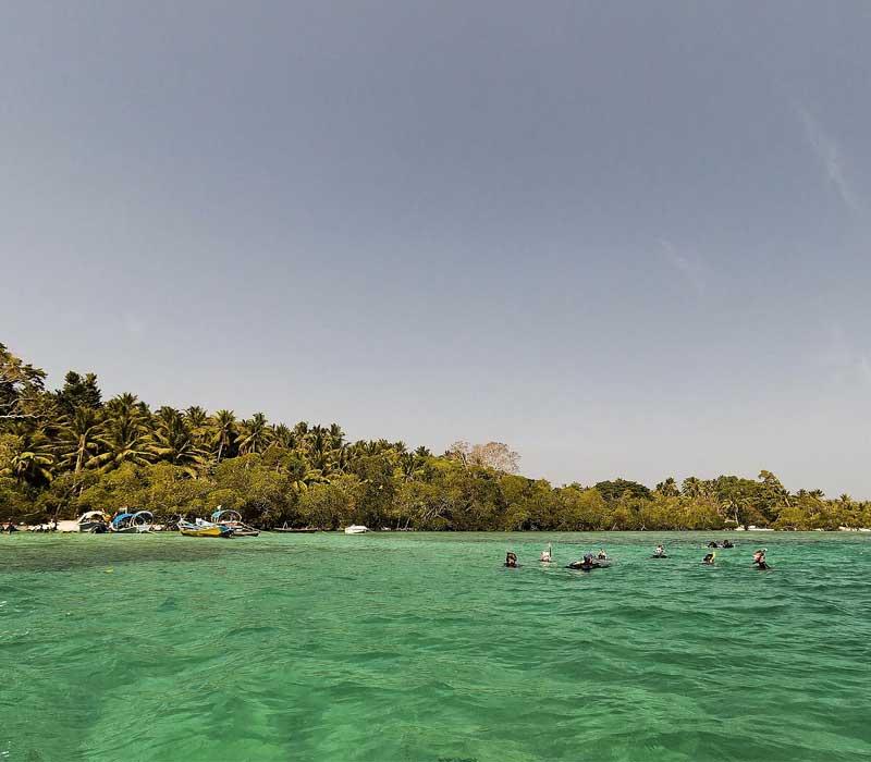 Havelock Beaches