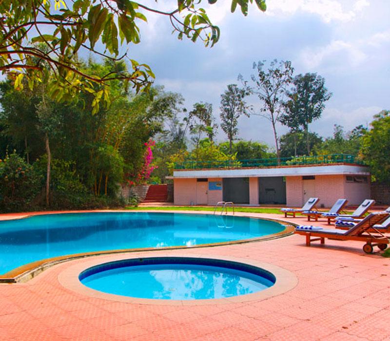 Kings Sanctuary swimming pool