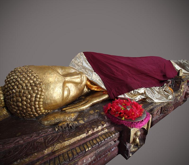 Mahaparinirvana Kushinagar