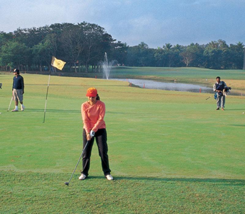 Jayachamaraja Wodeyar Golf Club