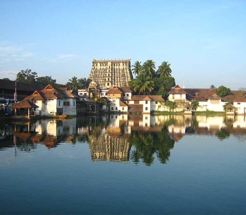 Padmanabhaswamy Temple Trivandrum