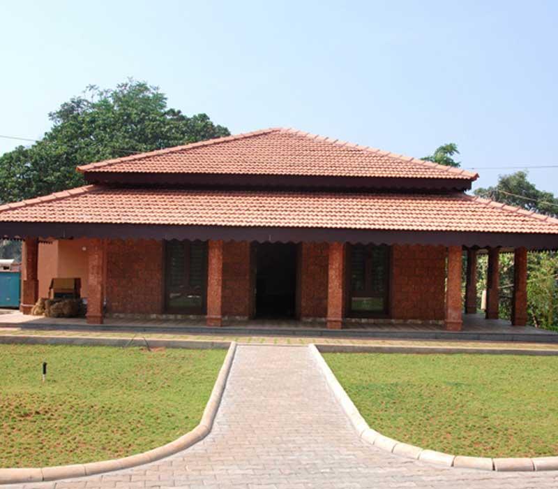 Phalguni River Lodge Exterior