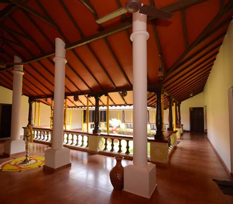 Phalguni River Lodge Interior