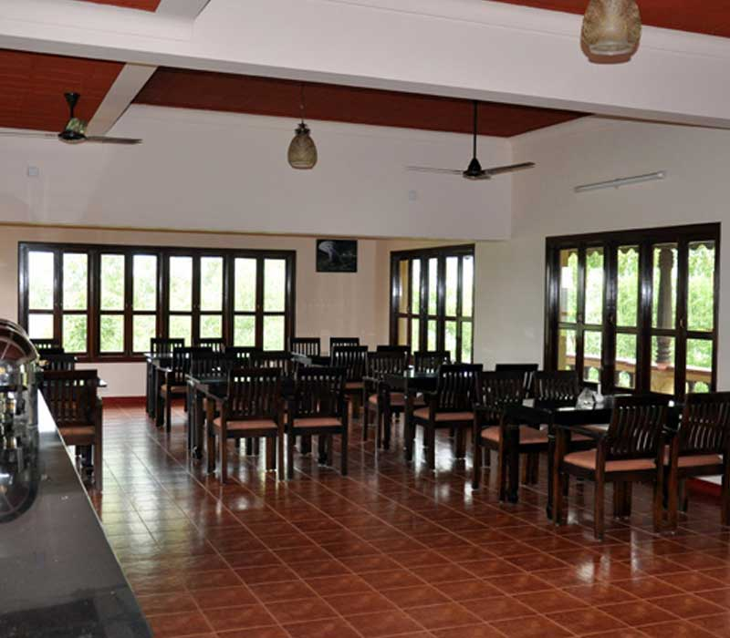 Phalguni River Lodge Restaurant