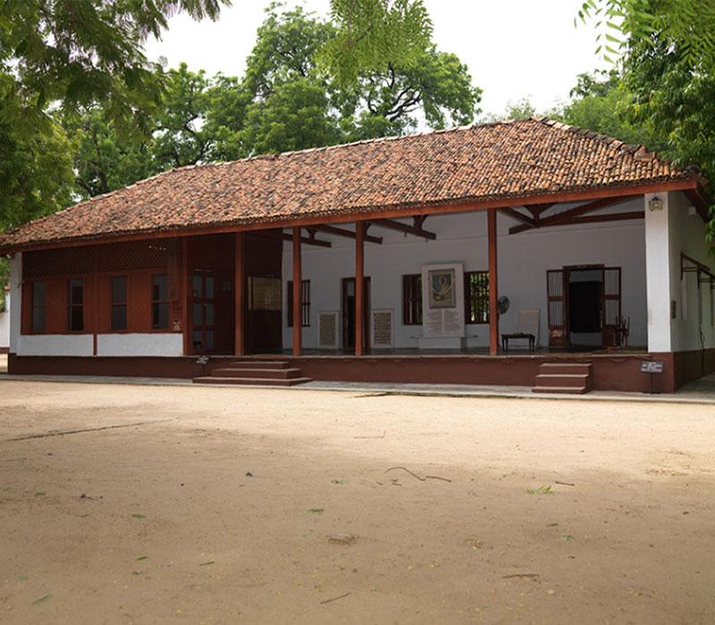 Sabarmati Ashram gujrath