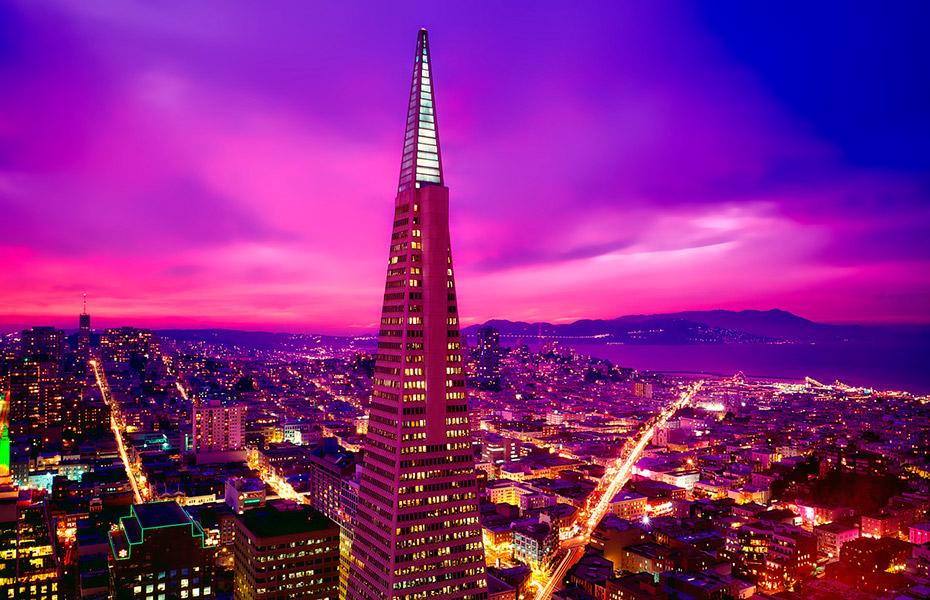 San Francisco Illumination