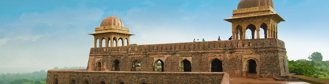 Rupmati's Pavilion madhya pradesh