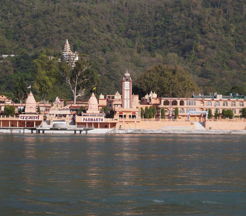 Temple Rishikesh