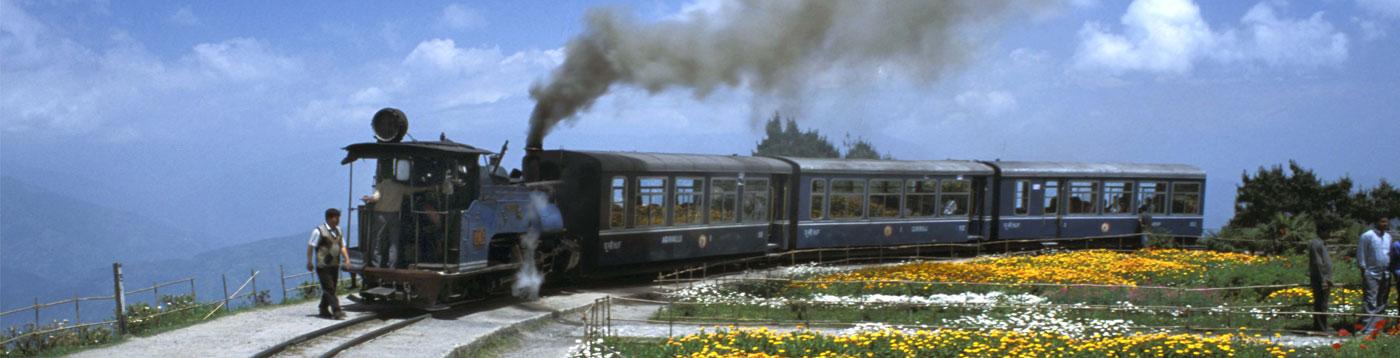 Toy train dargeeling