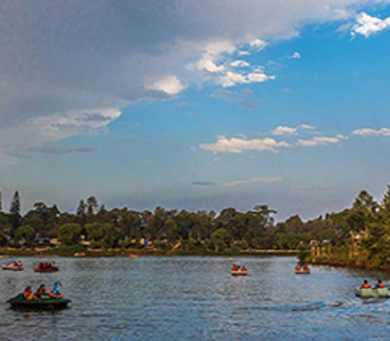 Yaercaud Lake