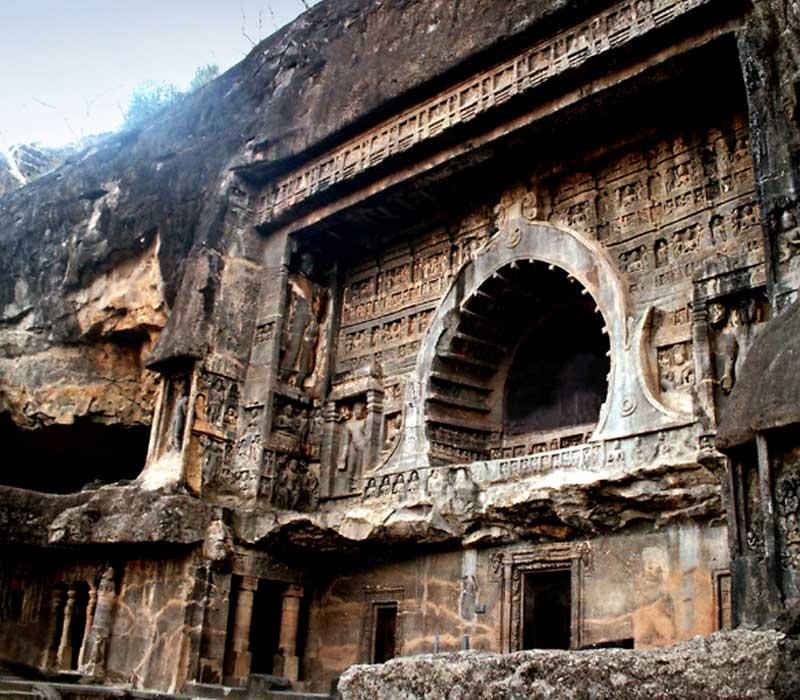 Ajantha Caves Maharastra