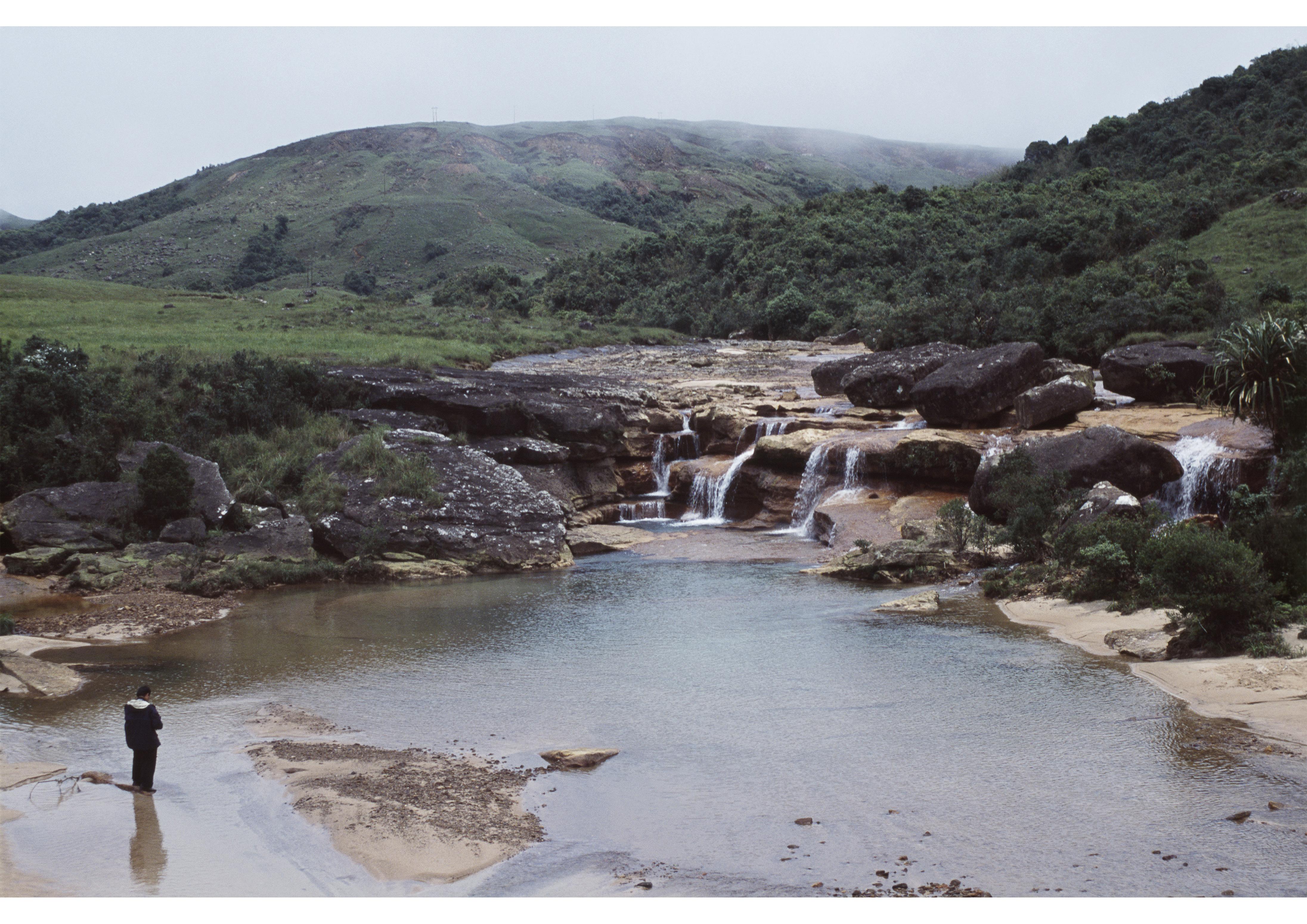Scenic Beauty on Way to Cherrapunjee, Meghalaya