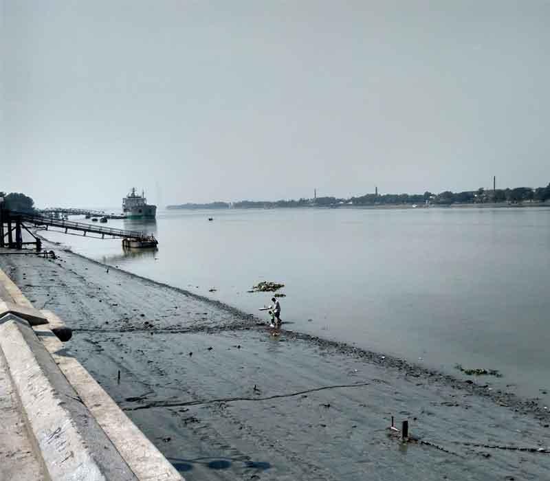 Budge Budge ferry Ghat Kolkata