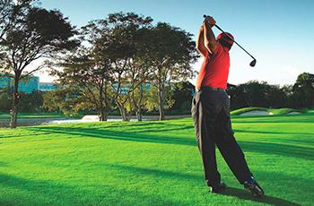 golfers bangalore