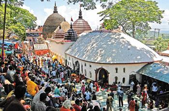 Kamakhya Temple, Assam