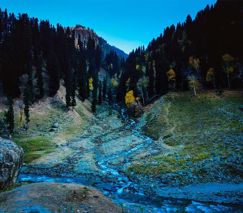 Kashmir Landscape