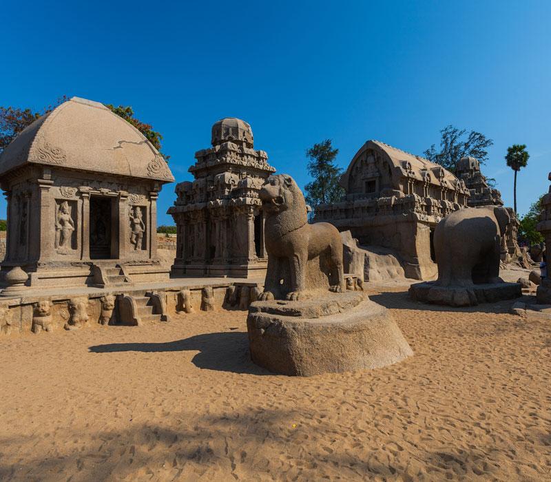 Mahabalipuram Tamil Nadu