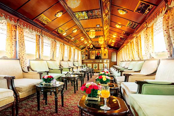 The Golden Chariot Luxury Train