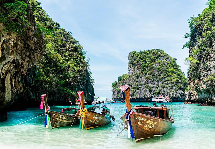 Phi-Island