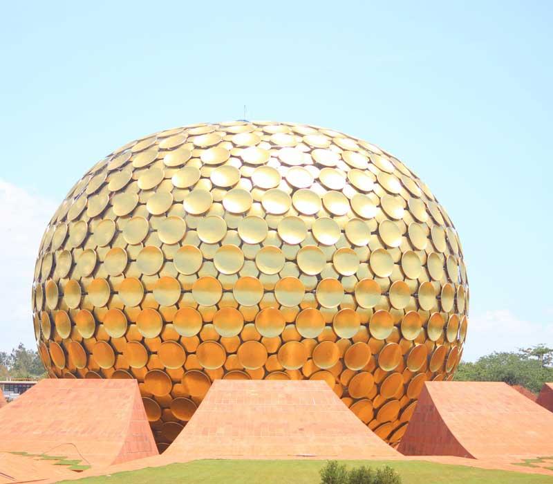 pondicherry globe