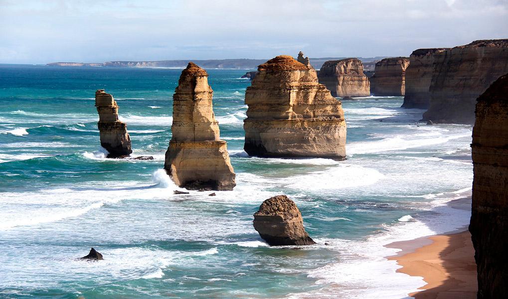 south east Australia