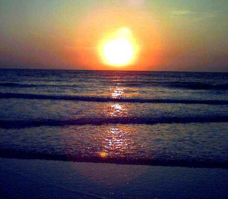 Sun Set Goa