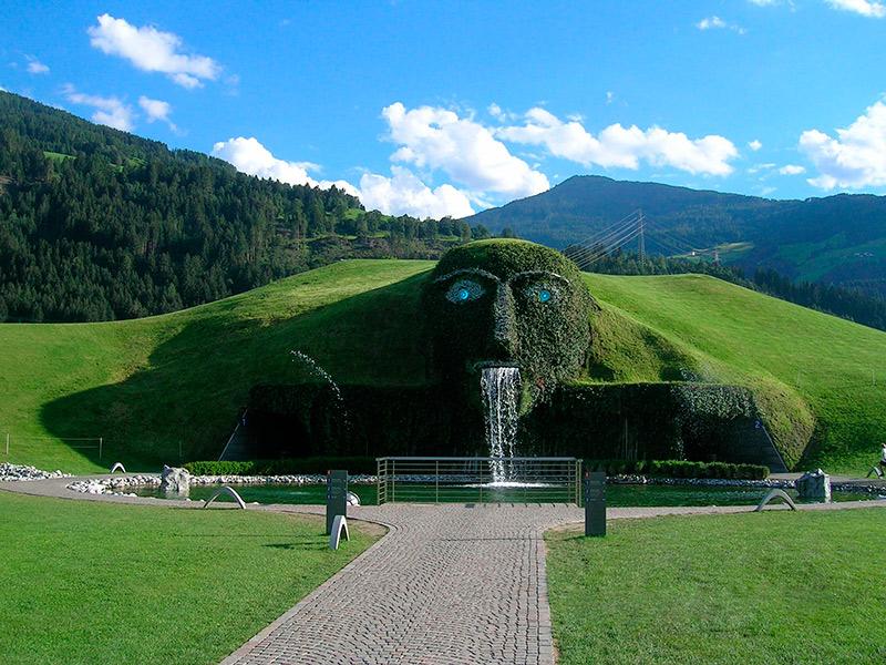 Swarovski museum