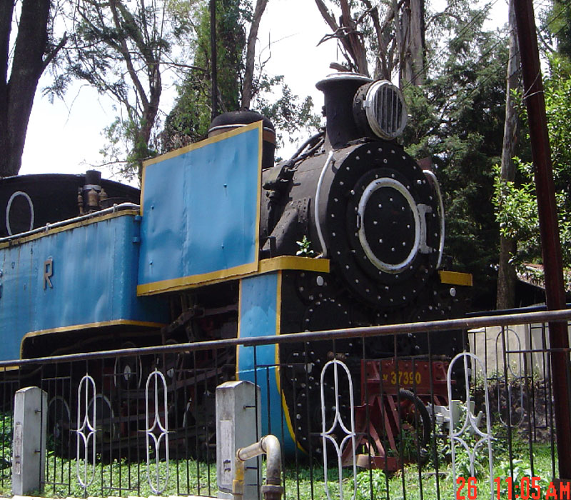 Toy Train Ooty