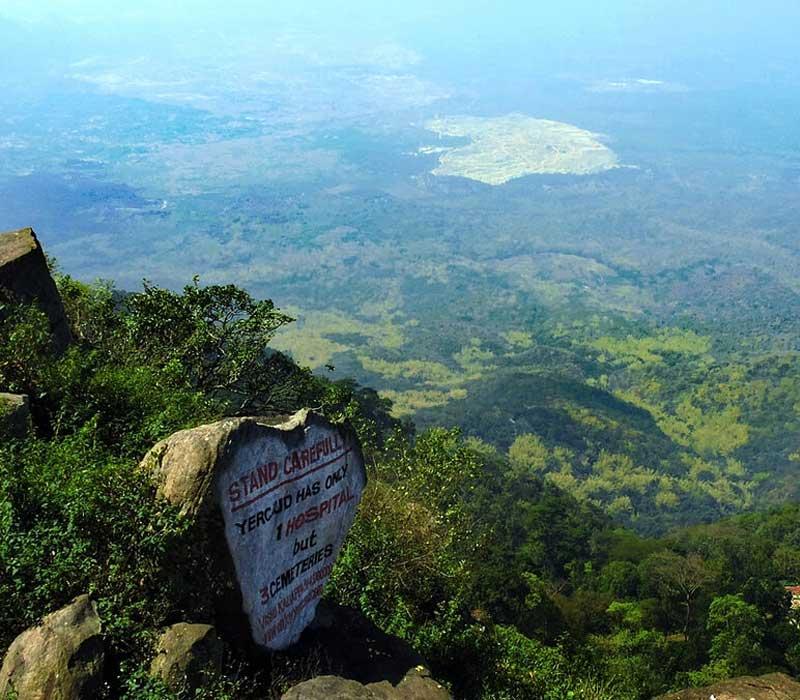 Yercaud Valley View